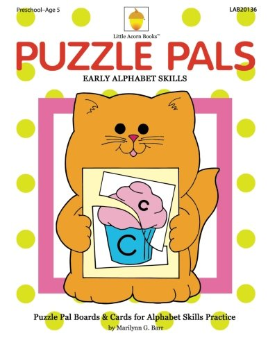 9781937257279: Puzzle Pals: Early Alphabet Skills