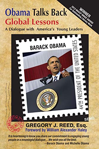 9781937269388: Obama Talks Back: Global Lessons - A Dialogue with America's Young Leaders