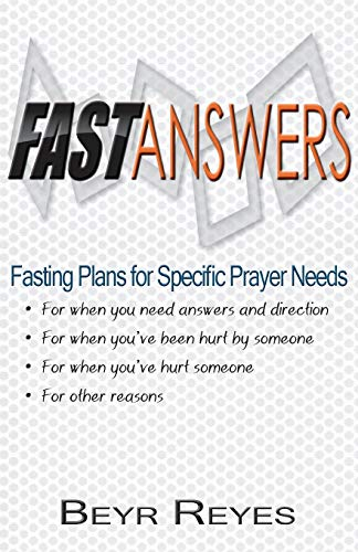 9781937331498: Fast Answers: Fasting Plans for Specific Prayer Needs