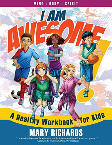 9781937333065: I Am Awesome! A Healthy Workbook for Kids