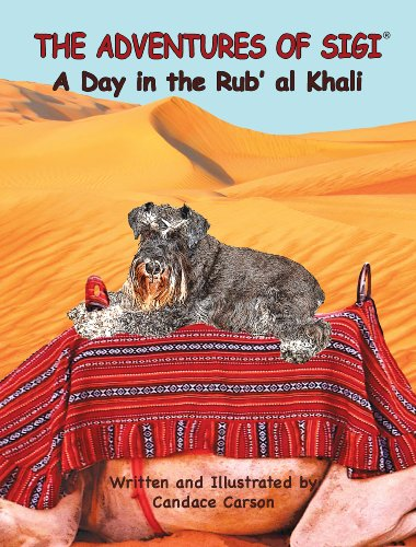 9781937339128: The Adventures of Sigi: A Day in the Rub' al Khali