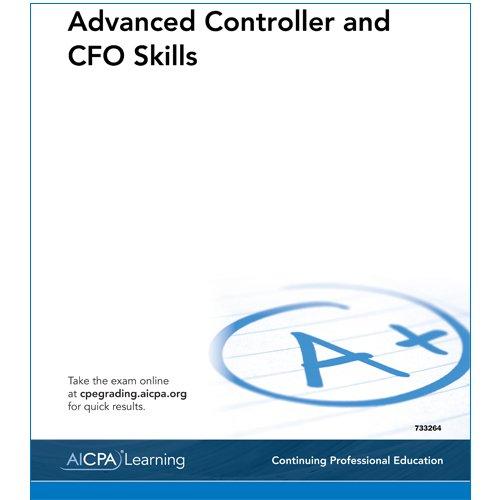 9781937350321: Advanced Controller and CFO Skills