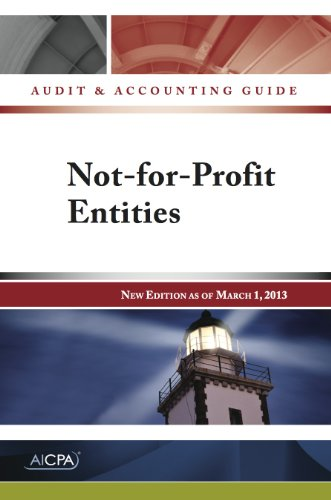 9781937351977: Not-for-Profit Entities Audit and Accounting Guide