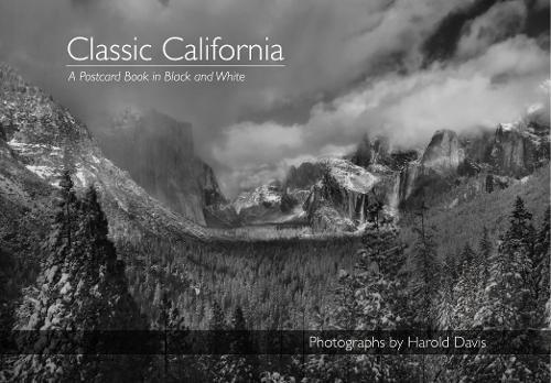 9781937359034: Classic California in Black and White Postcard Book