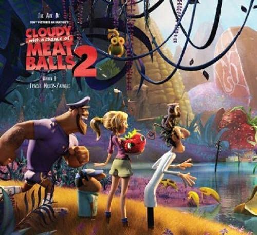 9781937359492: The Art of Cloudy with a Chance of Meatballs 2: Revenge of the Leftovers
