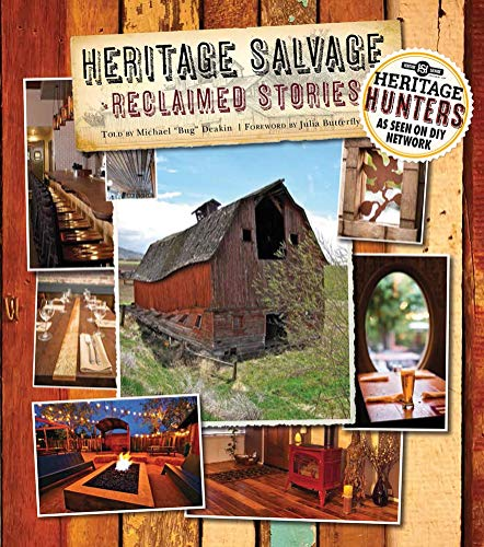 Heritage Salvage: Reclaimed Stories: Deakin, Michael
