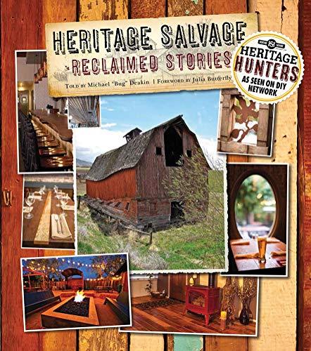 9781937359508: Heritage Salvage: Reclaimed Stories