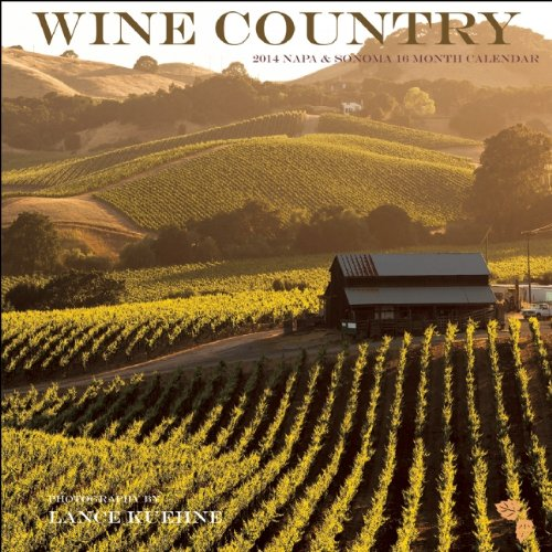 2014 Wine Country Wall Calendar