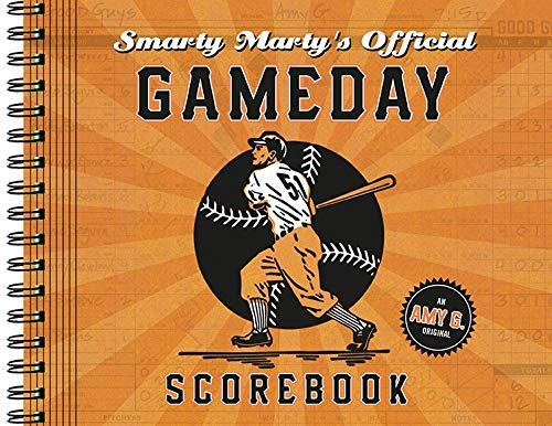 9781937359768: Smarty Marty's Official Gameday Scorebook