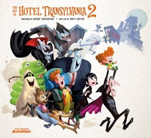 9781937359805: The Art of Hotel Transylvania 2