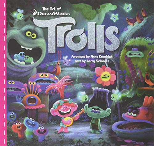 9781937359959: The Art of Dreamworks Trolls