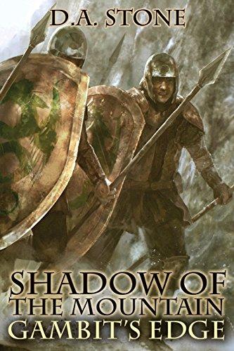 9781937365172: Shadow of the Mountain: Gambit's Edge (Volume 2)