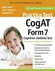 Practice Test for the CogAT® Form 7: Mercer Publishing