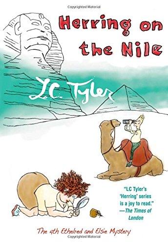 Herring on the Nile (Ethelred and Elsie Mysteries): Tyler, L. C.