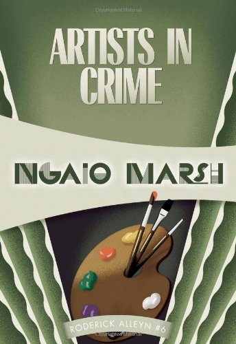 9781937384272: Artists in Crime (Roderick Alleyn)