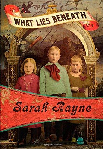 What Lies Beneath: Rayne, Sarah