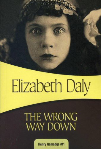 9781937384739: The Wrong Way Down: Henry Gamadge #11