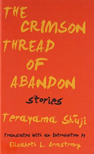9781937385507: The Crimson Thread of Abandon Stories