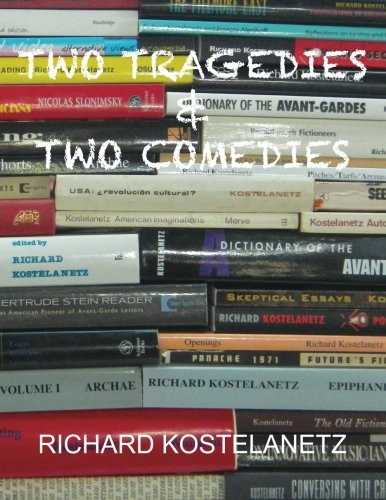 9781937401672: Two Tragedies & Two Comedies