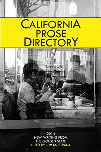 9781937402686: California Prose Directory 2014: New Writing from the Golden State