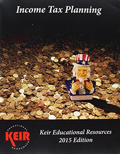 Keir's Retirement Planning Textbook 2015: Keir Educational Resources