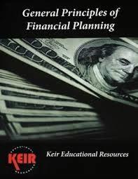 General Financial Planning Principles 2016: Resources, Keir Educational