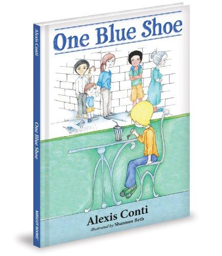9781937406110: One Blue Shoe