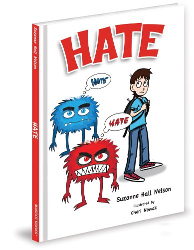 Hate (9781937406639) by Suzanne Nelson