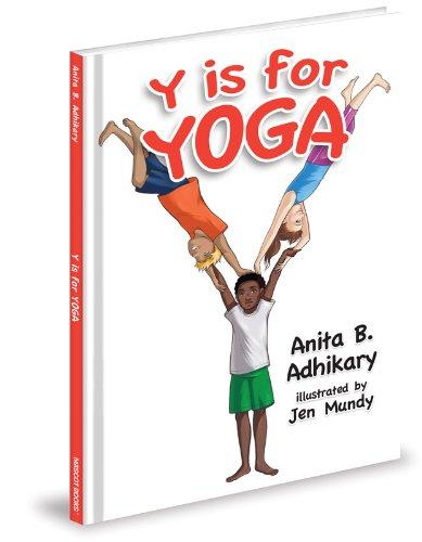 Y is for Yoga: Anita Adhikary