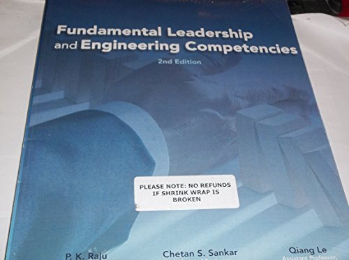9781937435141: Fundamental Leadership and Engineering Competencies