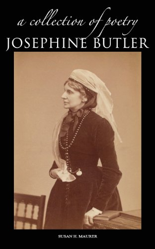 9781937444044: Josephine Butler: A Collection of Poetry
