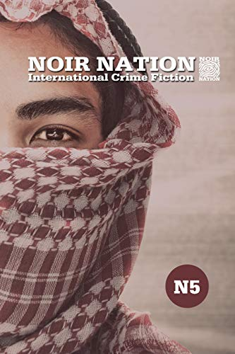 Noir Nation No. 5: Jihad and its: Eddie Vega, Jonathan