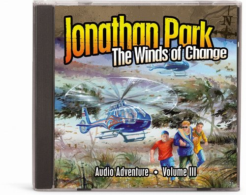 9781937460211: Jonathan Park Volume III: The Winds of Change (Jonathan Park Radio Drama) (MP3)