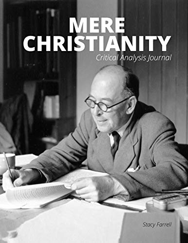 9781937494070: Mere Christianity Critical Analysis Journal