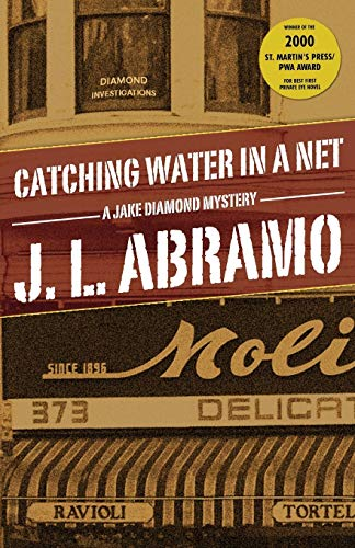 9781937495480: Catching Water in a Net (Jake Diamond Mystery) (Volume 1)