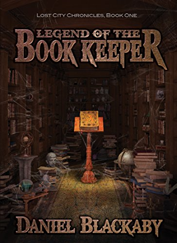 Legend of the Book Keeper (Lost City