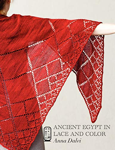 9781937513122: Ancient Egypt in Lace and Color