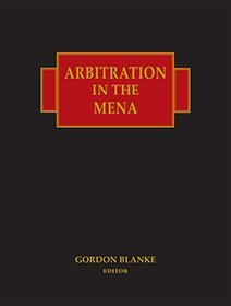 9781937518738: Arbitration in the MENA