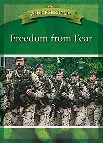 Freedom from Fear (Four Freedoms): Cahill, Bryon