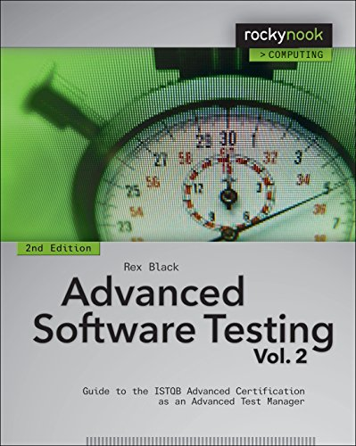 9781937538507: Advanced Software Testing - Vol. 2, 2nd Edition: Guide to the ISTQB Advanced Certification as an Advanced Test Manager