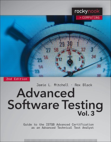 9781937538644: Advanced Software Testing - Vol. 3, 2nd Edition: Guide to the ISTQB Advanced Certification as an Advanced Technical Test Analyst