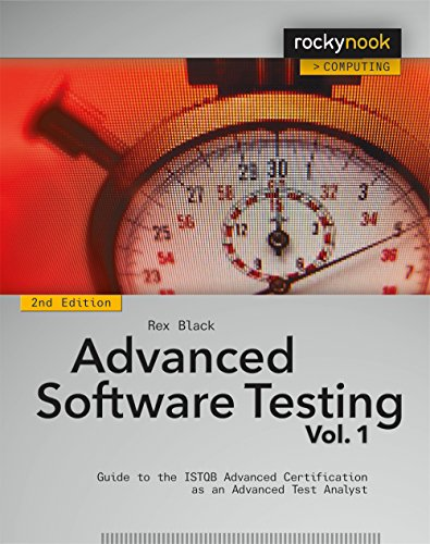 9781937538682: Advanced Software Testing: Guide to the ISTQB Advanced Certification As an Advanced Test Analyst