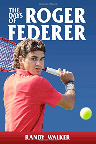 9781937559373: Days of Roger Federer