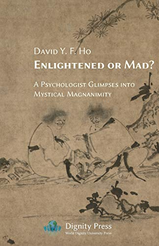 9781937570514: Enlightened or Mad? A Psychologist Glimpses into Mystical Magnanimity