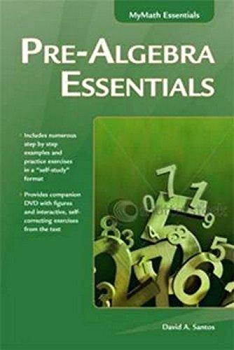 9781937585211: Pre-Algebra Essentials (My Math Essentials)