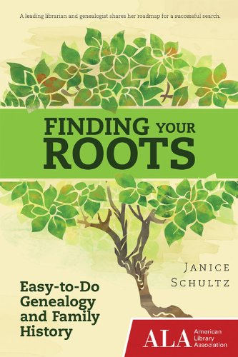 FINDING YOUR ROOTS: SCHULTZ, JANICE