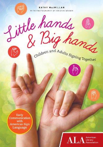LITTLE HANDS BIG HANDS: MACMILLAN, KATHY