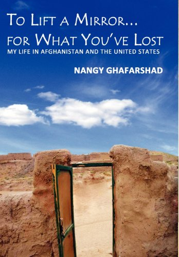 To Lift a Mirror for What You've: Nangy Ghafarshad