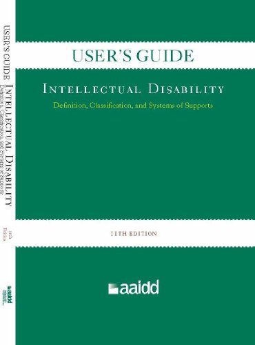 User's Guide (to Accompany the 11th edition: AAIDD User's Guide