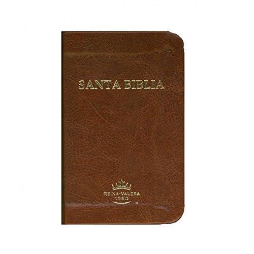 9781937628703: Rvr60 Biblia Mini Bolsillo (Café)